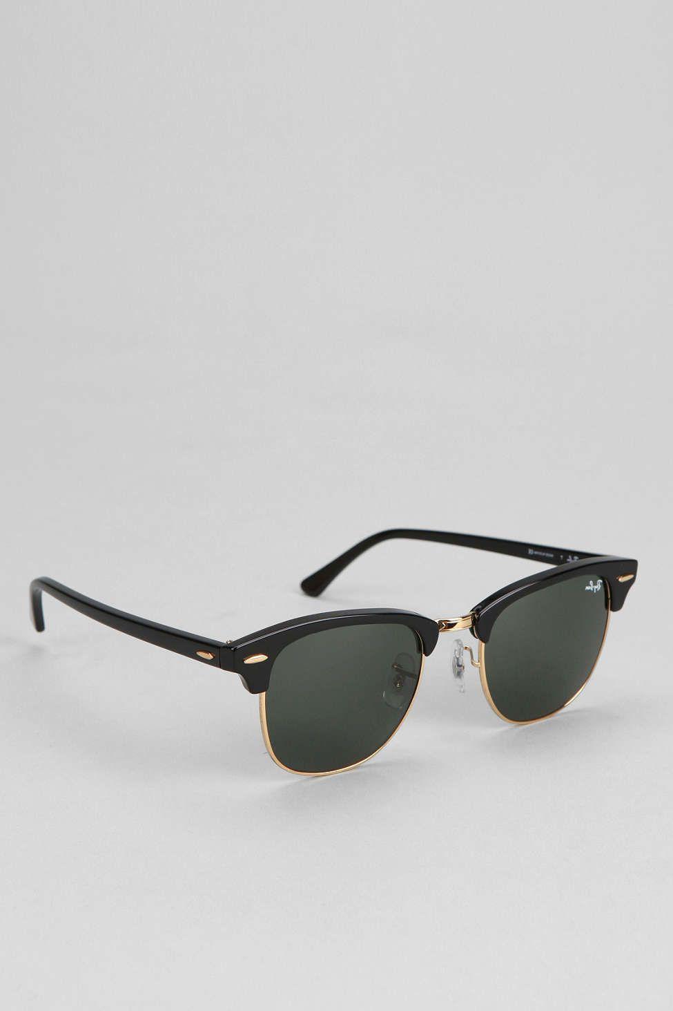 9af5bdafd042 Ray-Ban Classic Clubmaster Sunglasses | Man Stuff | Ray bans ...