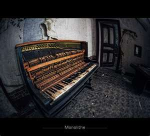 old pianos