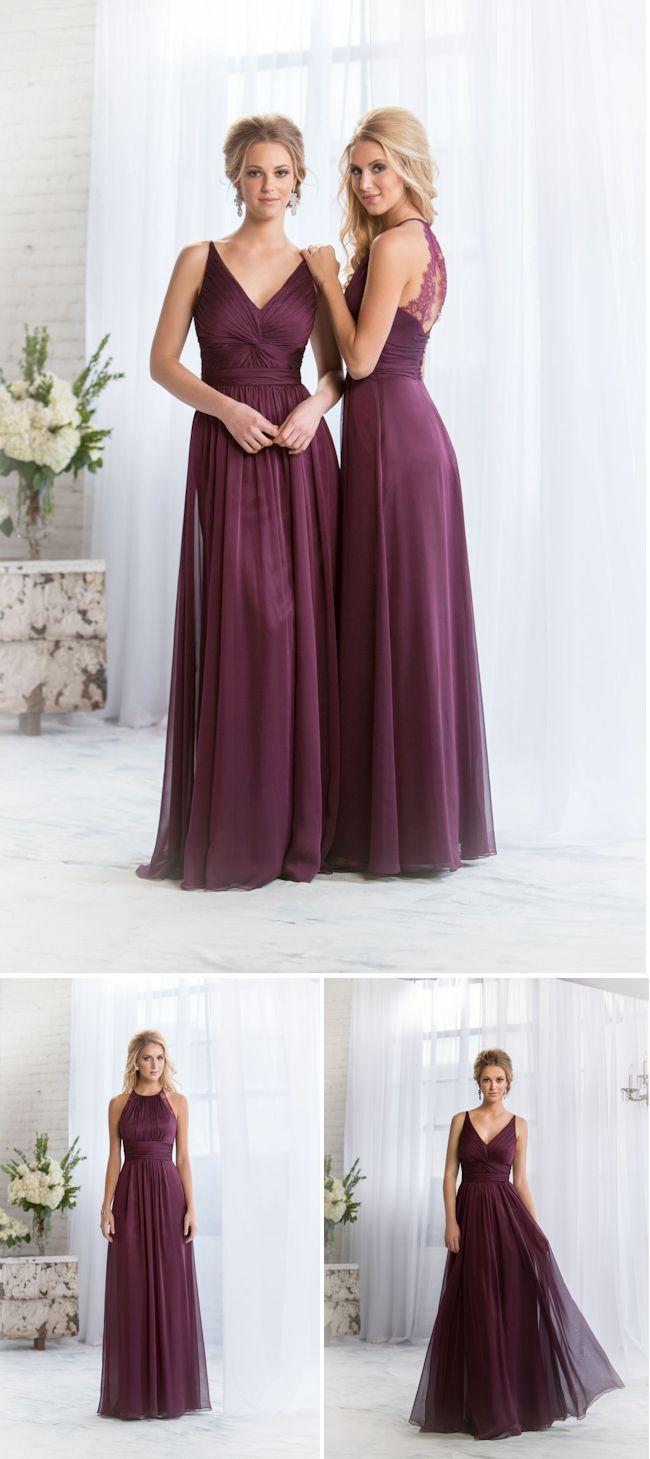 Marsala, el color de moda   Vestidos de fiesta   Pinterest   Kleider ...