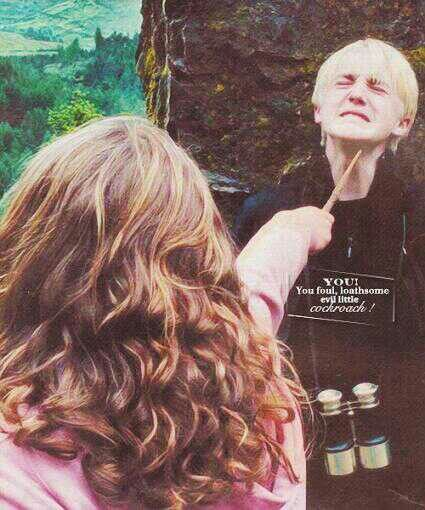 Hermione and Draco Mais