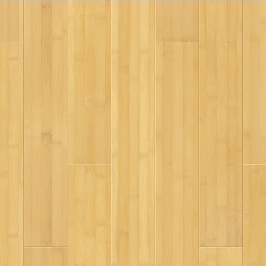 Natural Floors By USFloors 3.78 In Prefinished Natural Bamboo Hardwood  Flooring (23.8 Sq