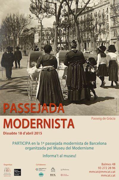 Primer paseo modernista - http://www.absolutbcn.com/archives/2015/04/17/primer-paseo-modernista/