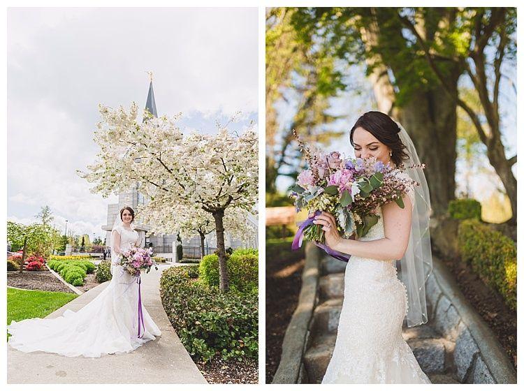 Modest Wedding Gowns, Lds Bride, Modest