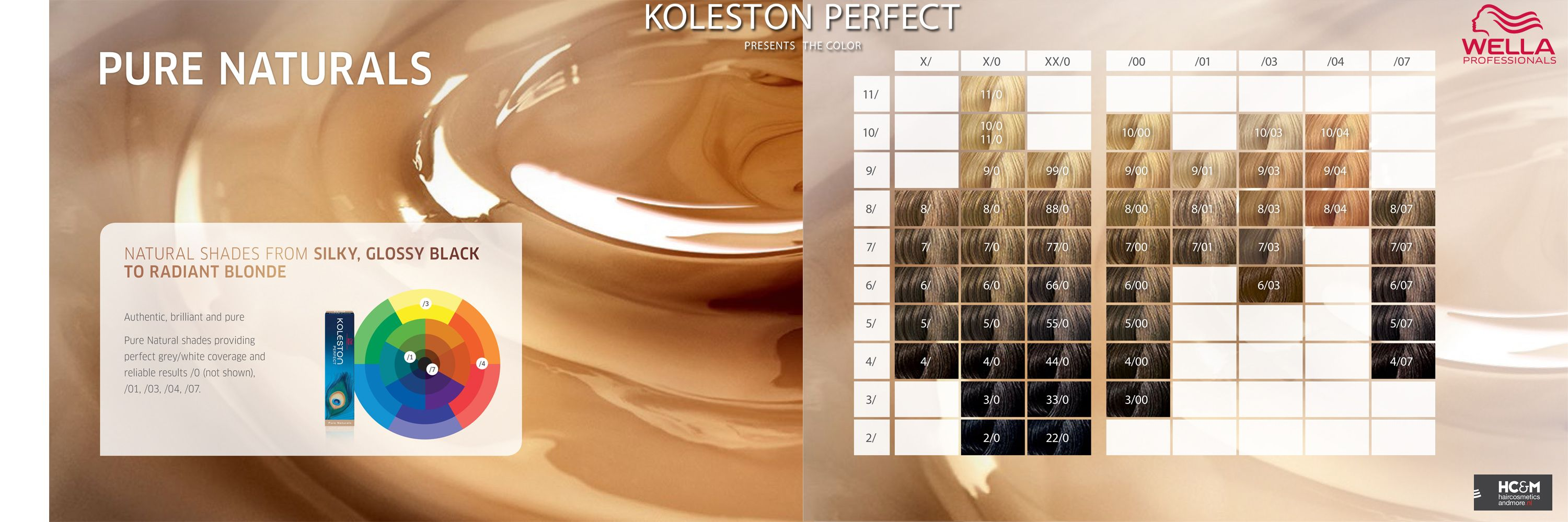 Wella professionals koleston perfect presents the color pure wella professionals koleston perfect presents the color pure naturals nvjuhfo Gallery
