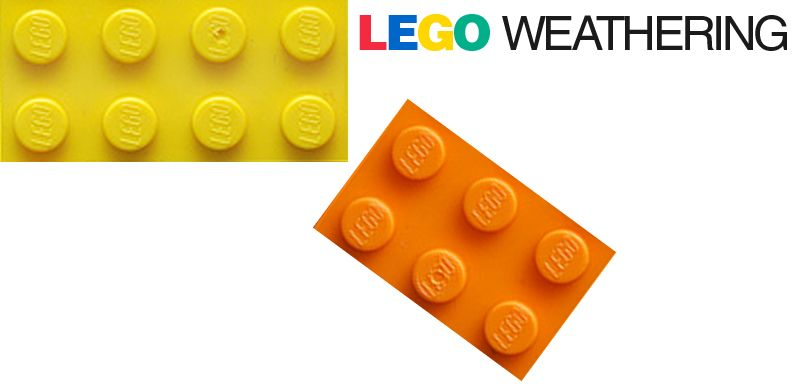 E is for Explore!: Lego Weathering: Erosion / Deposition