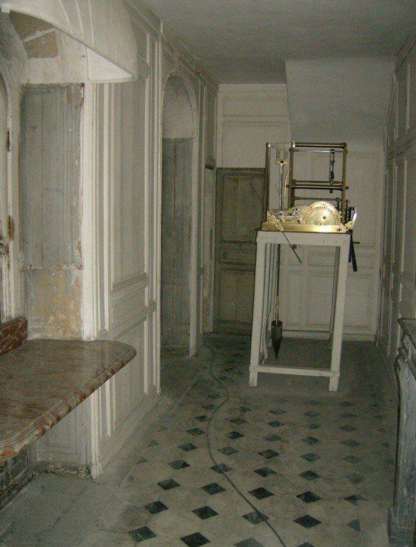 Les cabinets scientifiques de Louis XVI Versailles Pinterest