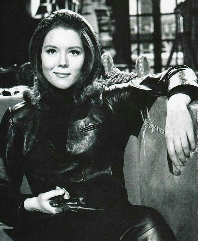 Pin by Jeff Cleghorn on Diana Rigg | Emma peel, Dame diana