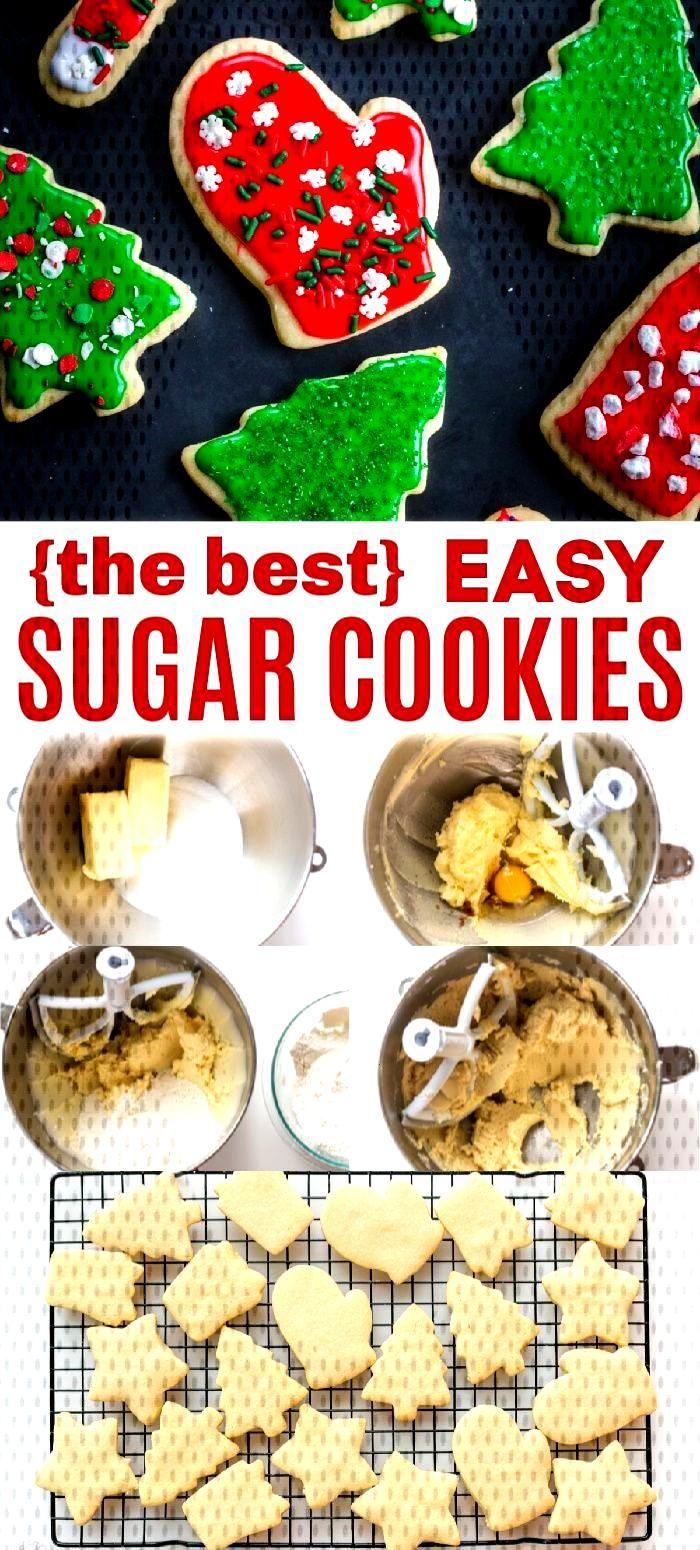 Sugar Cookies Recipe - natashaskitchen - Sugar Cookies Recipe    Easy Sugar Cookies! These are