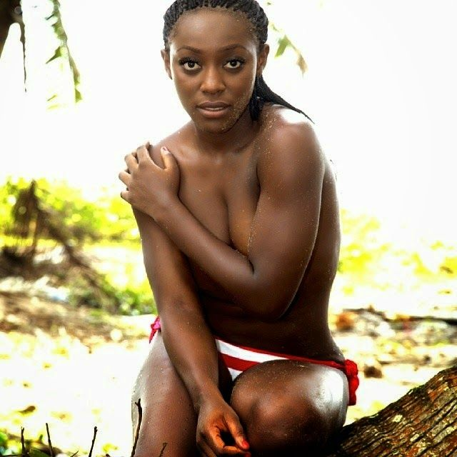 actress nigerian Black nude