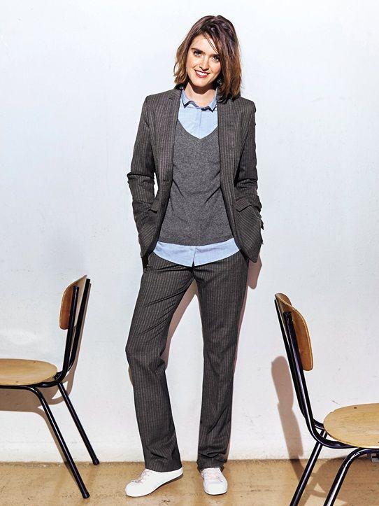 Populaire Soldes : Cyrillus - Tailleur femme, pantalon tailleur femme, veste  OK81