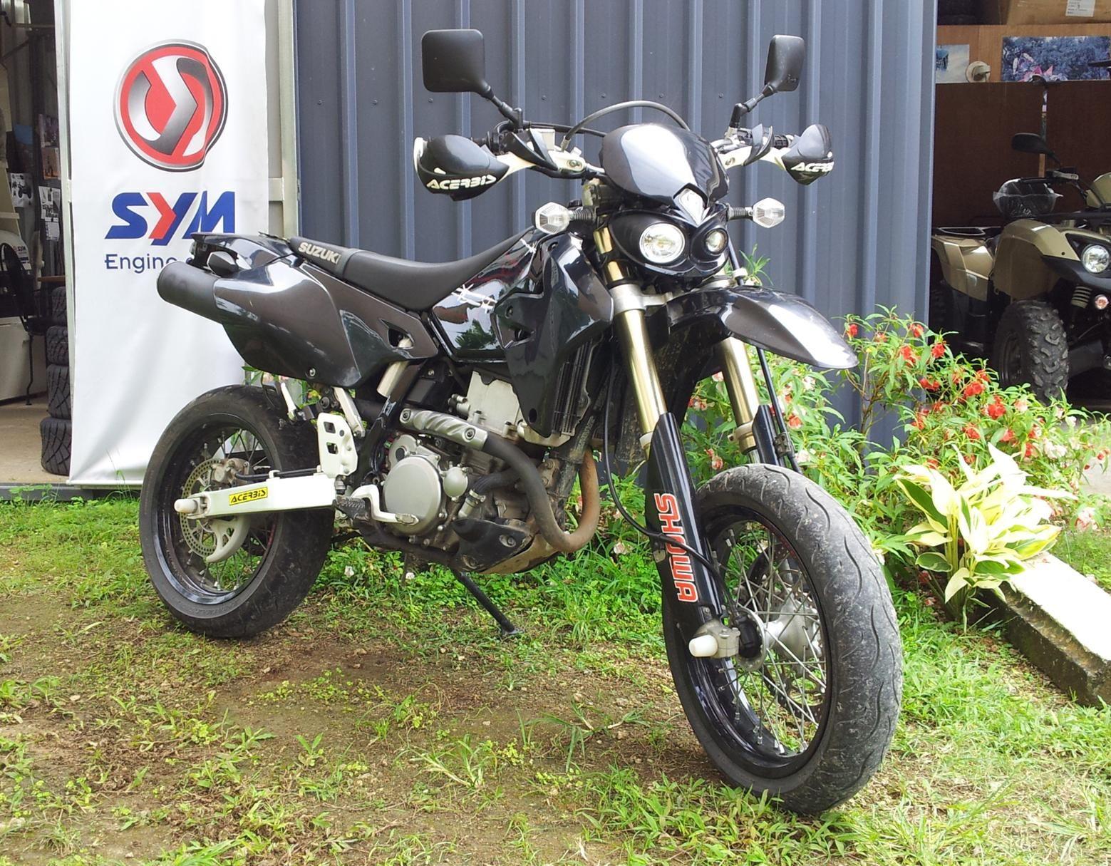 2001 drz 400 supermoto wheels | Home / Used vehicle / Used motorbike Suzuki  DRZ 400 SM
