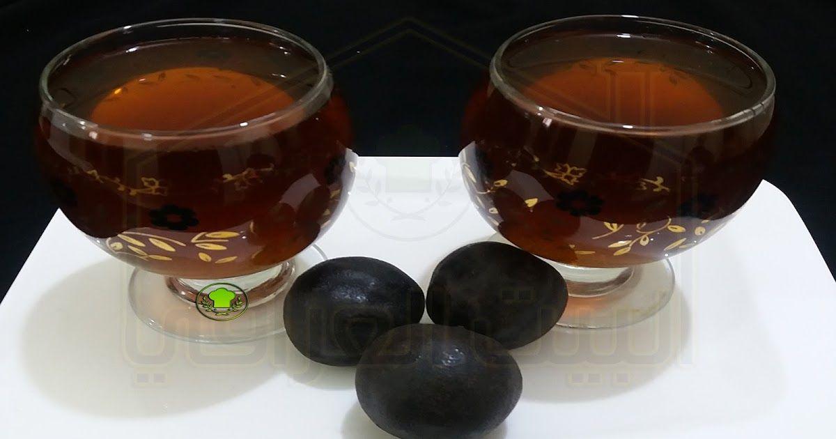 عصير نومي بصرة او عصير ليمون اسود يمكنك متابعة طريقة العمل بالتفصيل في الفيديو Food Desserts Pudding