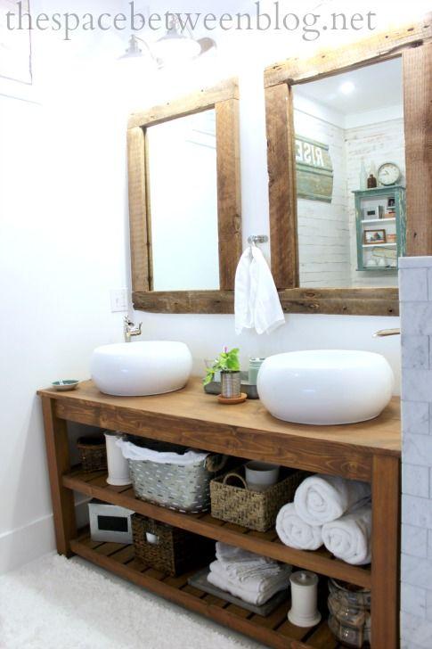 Bathroom Renovations Vanities bathroom renovation plans | wood vanity, diy wood and vanities