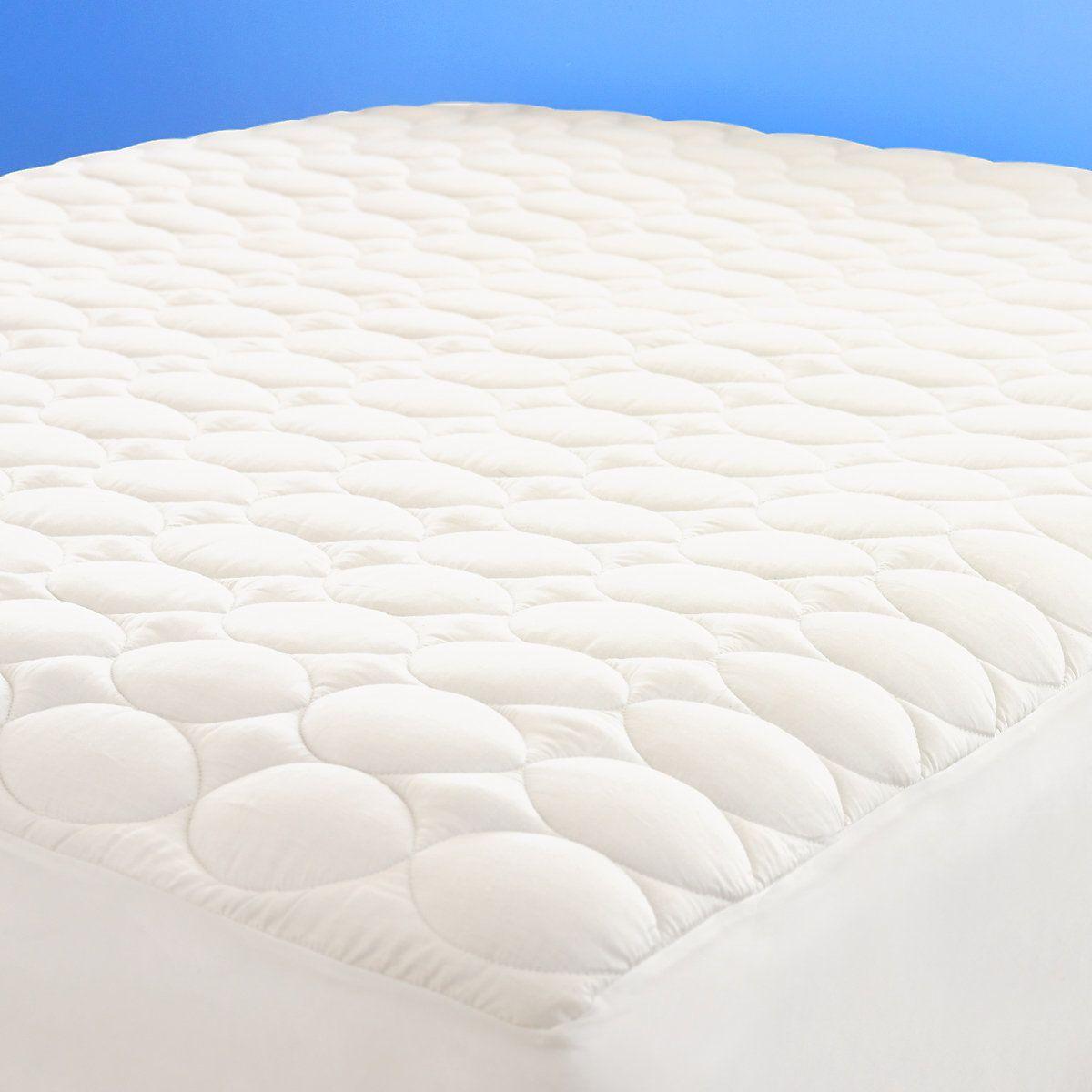 Cloud Mattress Pad Pine Cone Hill Mattress Mattress Pad Ivory Bedding