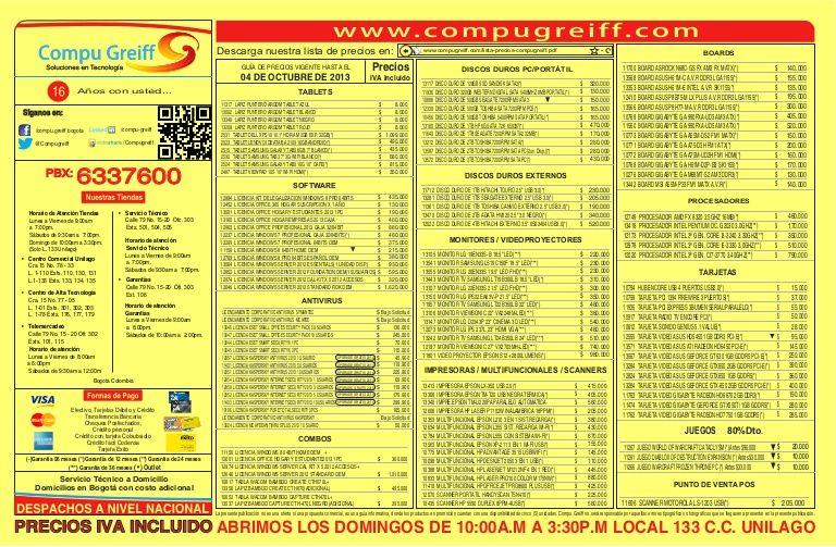 Lista de-precios-compugreiff-octubre-04-2013