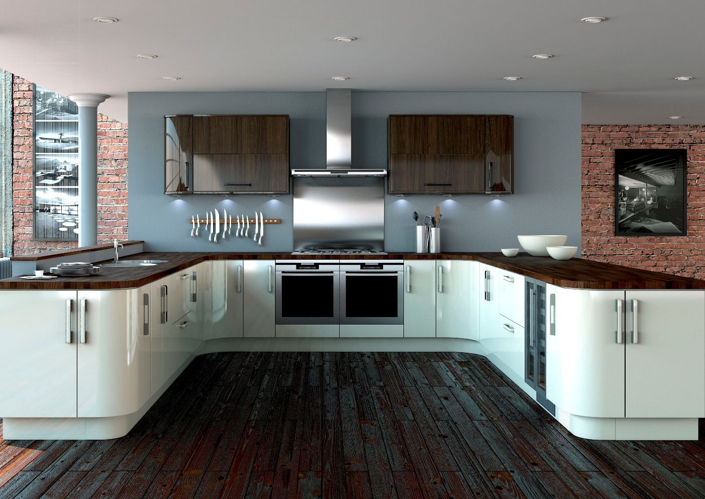 Modern Kitchen Styles Leekes Kitchens Kitchen Styling Modern Contemporary Kitchen Inspiration Kitchen Fittings
