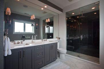 Gorgeous Gray Cabinet Paint Colors Grey Bathrooms Grey Cabinets Grey Bathroom Cabinets