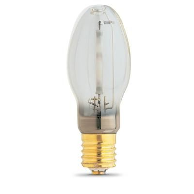 Feit Electric 150 Watt Ed17 Hid Clear Metal Halide High Pressure Sodium E26 Medium Light Bulb 12 Pack Lu150 Med Hdrp 12 In 2020 Light Bulb Bulb Metal
