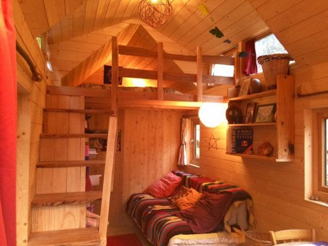 La Tiny House Can Offer An Off Grid Solution Beginning From 24 000 Tiny House Living Tiny House Exterior House