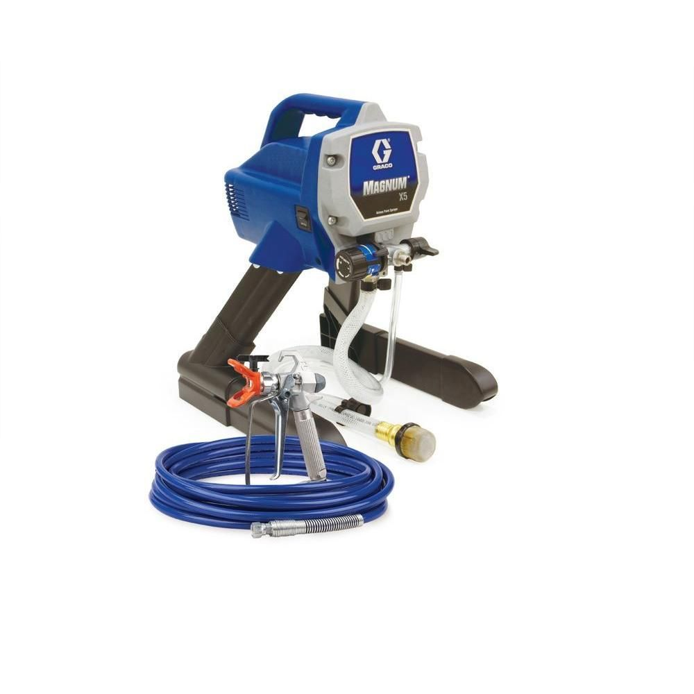 graco magnum x5 airless paint sprayer 262800 best paint on home depot paint sale id=33292
