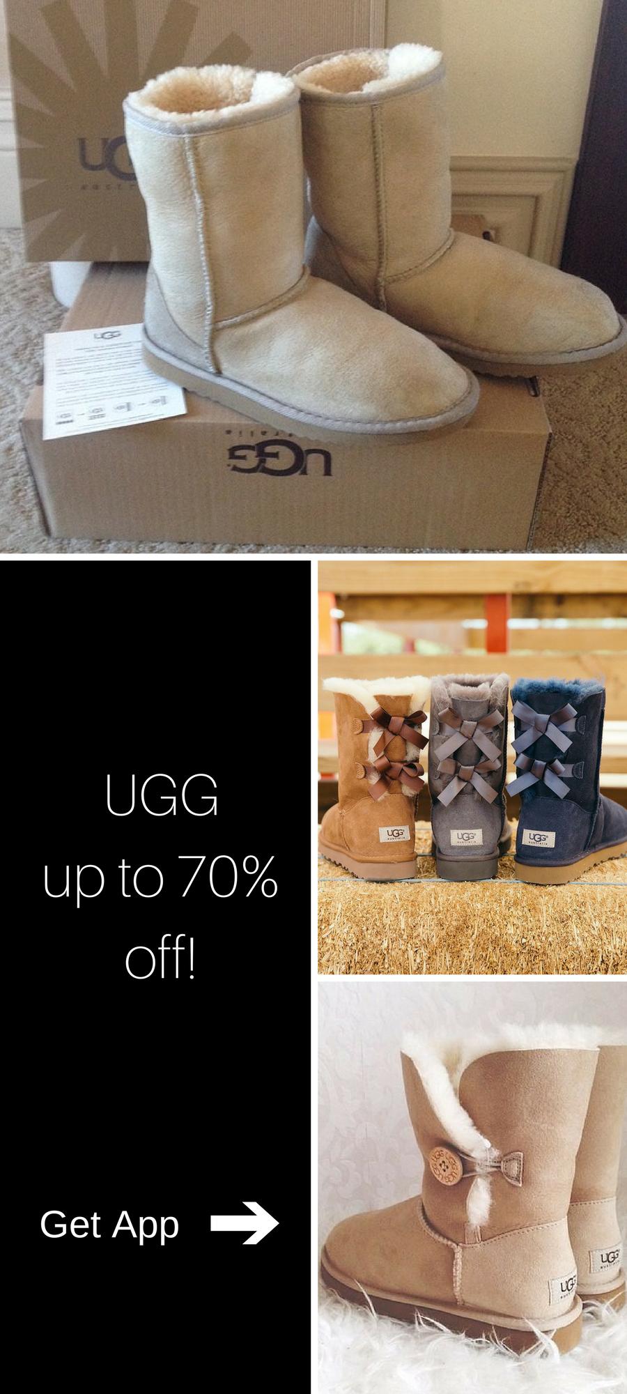 brands like ugg
