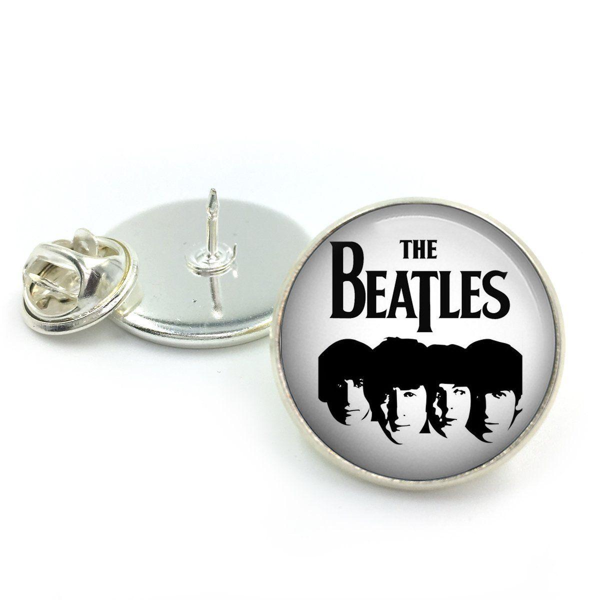 The Beatles Pin Badges Various Designs