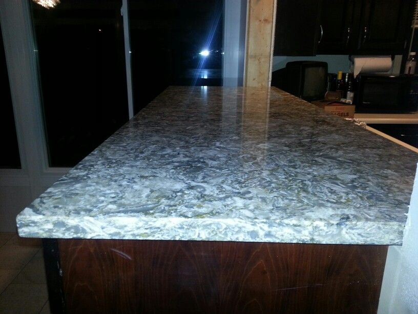 Silestone Pacific Quartz From Ocean Series Counter Tops