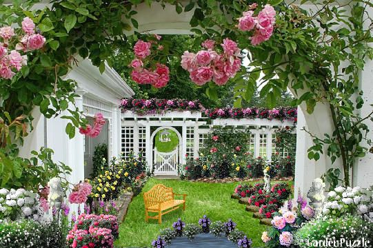 Rose Garden Ideas Garden ideas and garden design