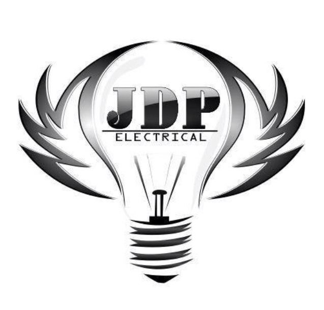 Jdp electrical logo jdp logosbusiness card pinterest jdp electrical logo business cardslogos colourmoves