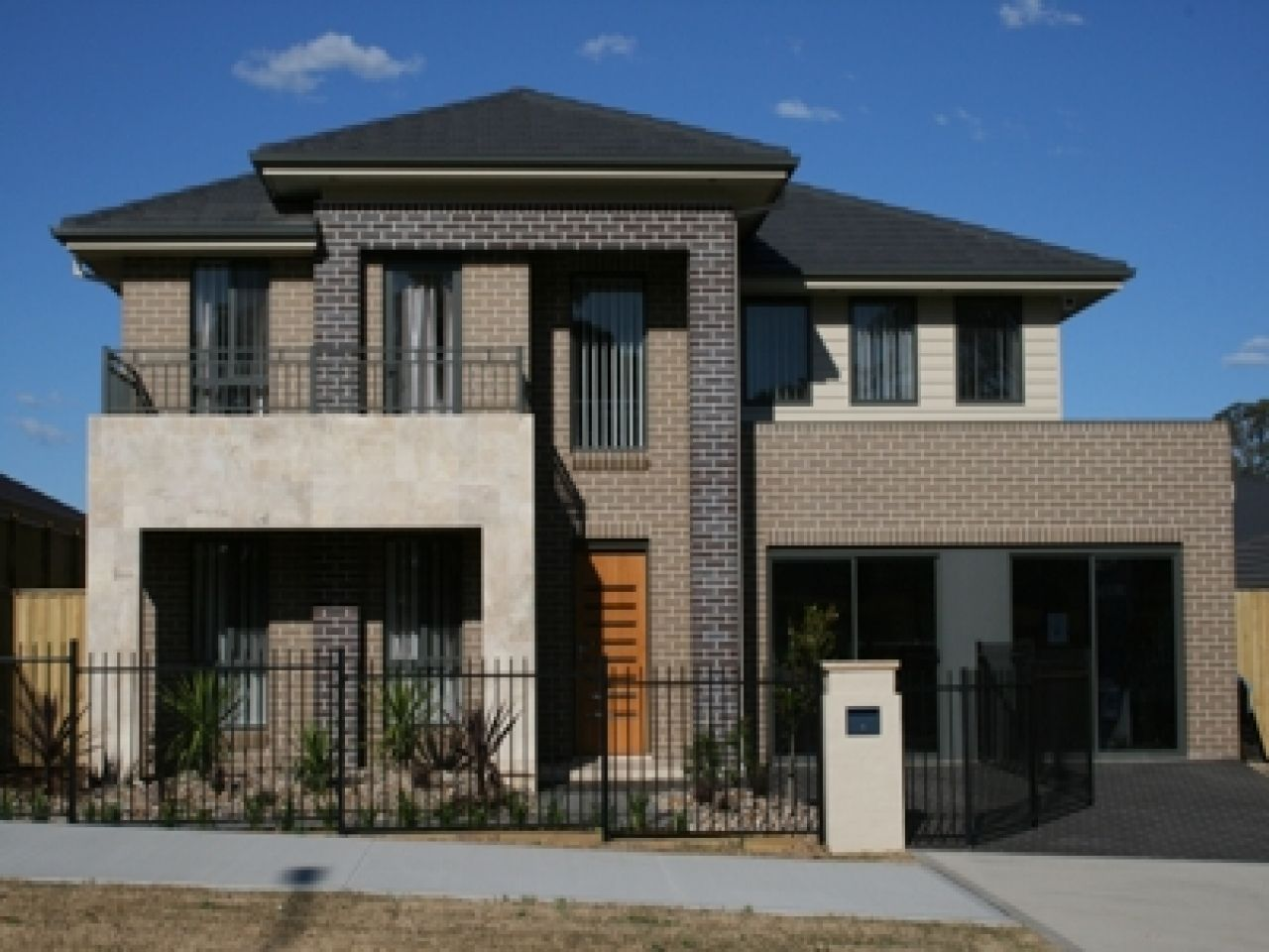 house designs front view modern design new