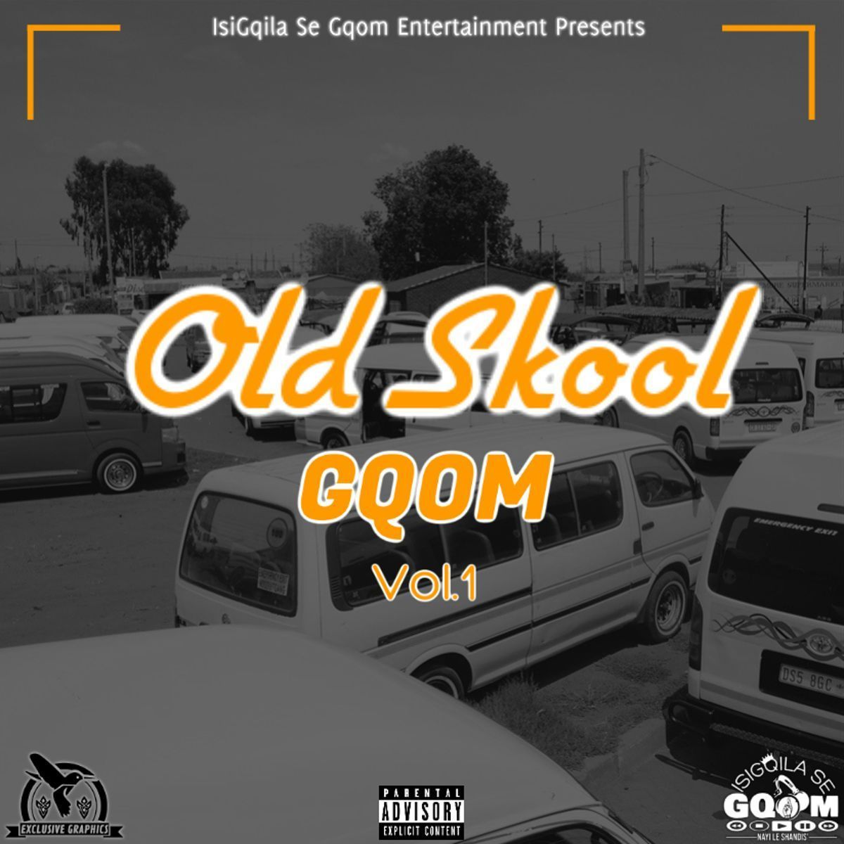 Va Old Skool Gqom Vol 1 In 2020 Old Skool Electronic Dance Music Dance Music