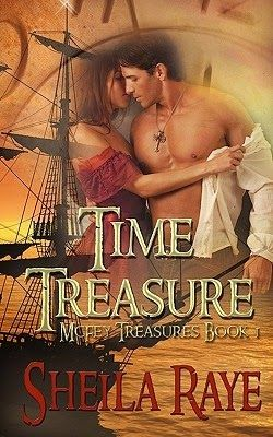 *** out of 5 (liked it): ARCHIVE REVIEW -  Time Treasure by Sheila Raye  (November)