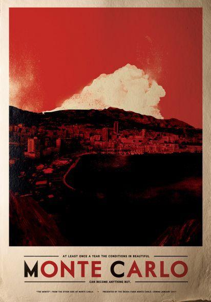Skoda Fabia: Monte Carlo, Cloud