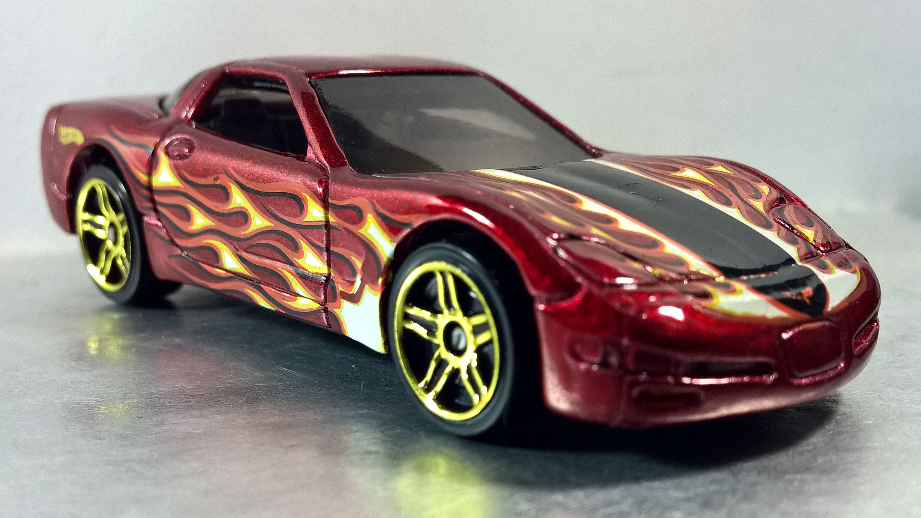 2011 Hot Wheels 95//244 Heat Fleet 5//10-97 Corvette