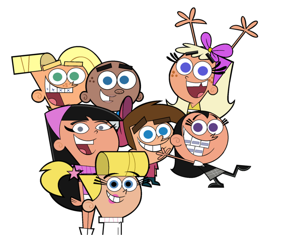 Timmy Turner and friends by ZArtist2017.deviantart.com on ...