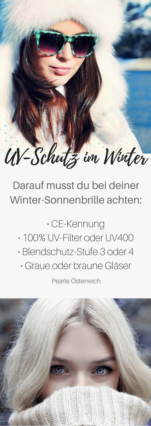 Sicher durch den Winter: So schützt du dich vor UV-Strahlung