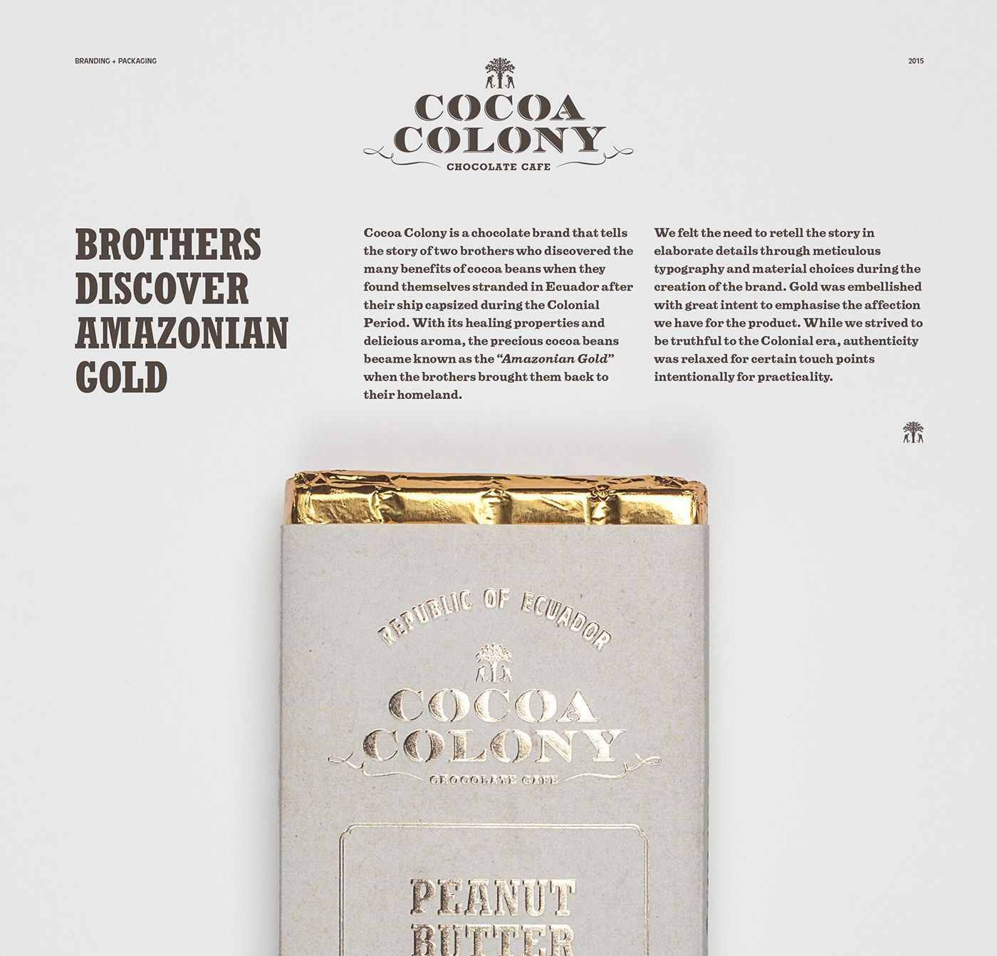 Cocoa Colony on Behance