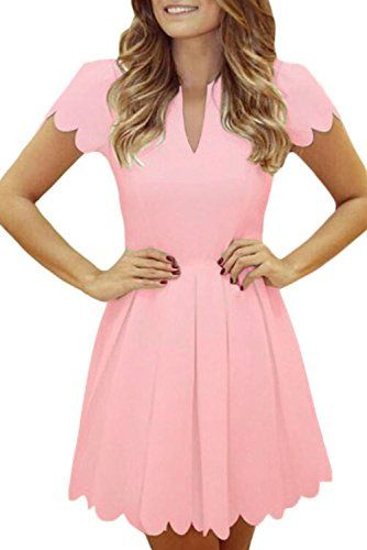 54cd63fbab0e This princess style A-line dress demonstrates the perfect femme feel that  will easily go from cocktail parties to wedding parties no matter what  season