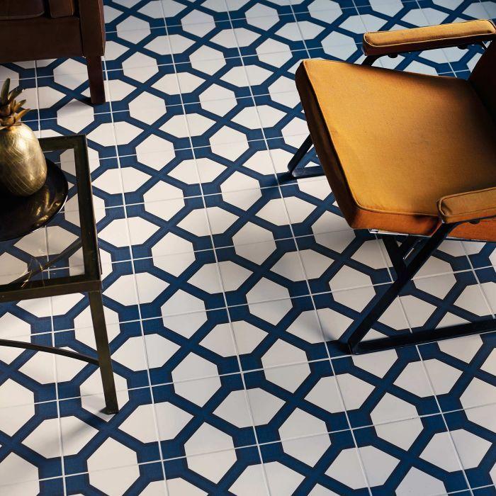 trellis infinity  kitchen floor tile patterns patterned