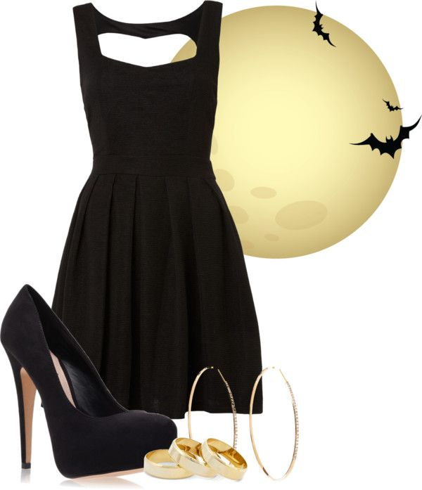 """halloween party"" by adele-adik ❤ liked on Polyvore"