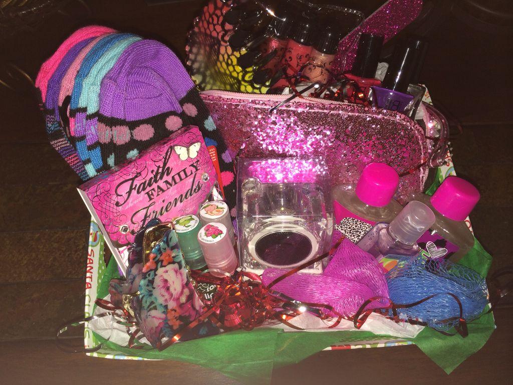Gift Basket For Teenage Girl Girl Gift Baskets Teenager Easter