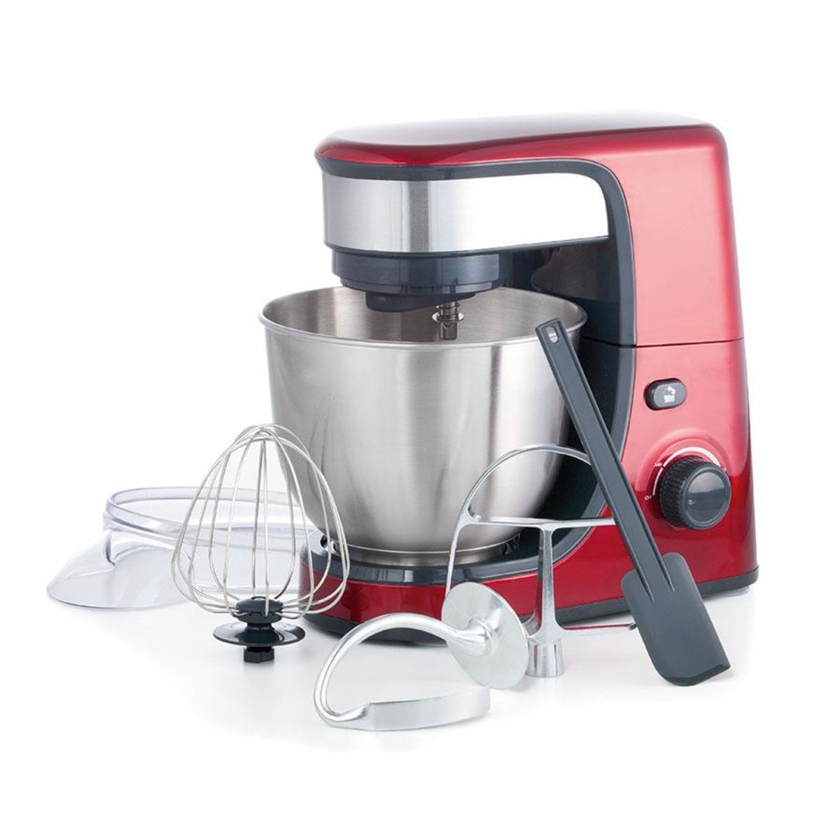 Hm Bench Mixer Red Homemaker Hm502-w