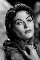 Yvonne DeCarlo (also known as Lily Munster). Such a lovely actress :)