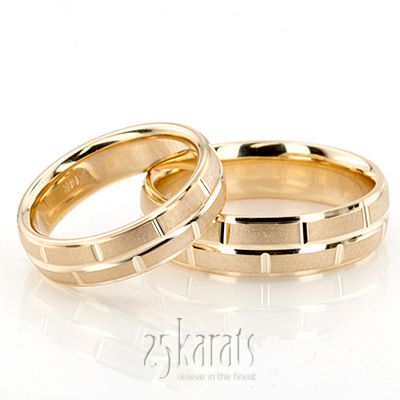 Pin On His And Hers Wedding Bands