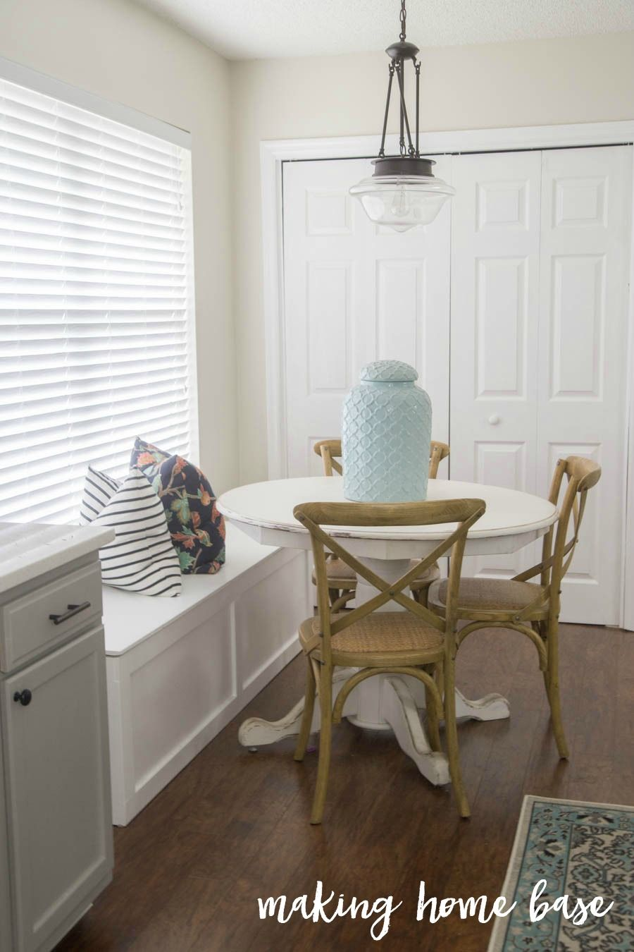 How to Build a Window Seat with Storage - DIY Tutorial | Pinterest ...