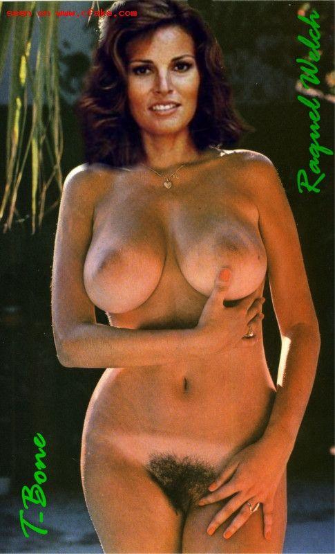 rachel welch tits