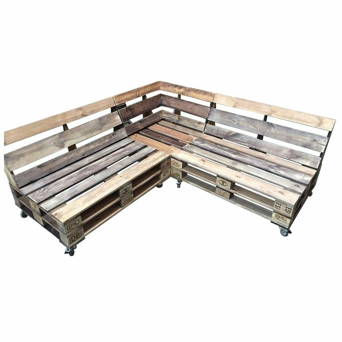Gartenmobel Aus Paletten Gartenmobel Aus Europaletten Palettenmobel Garten Mobel Im Shop Kaufen Diy In 2020 Diy Patio Furniture Garden Furniture Pallet Lounge