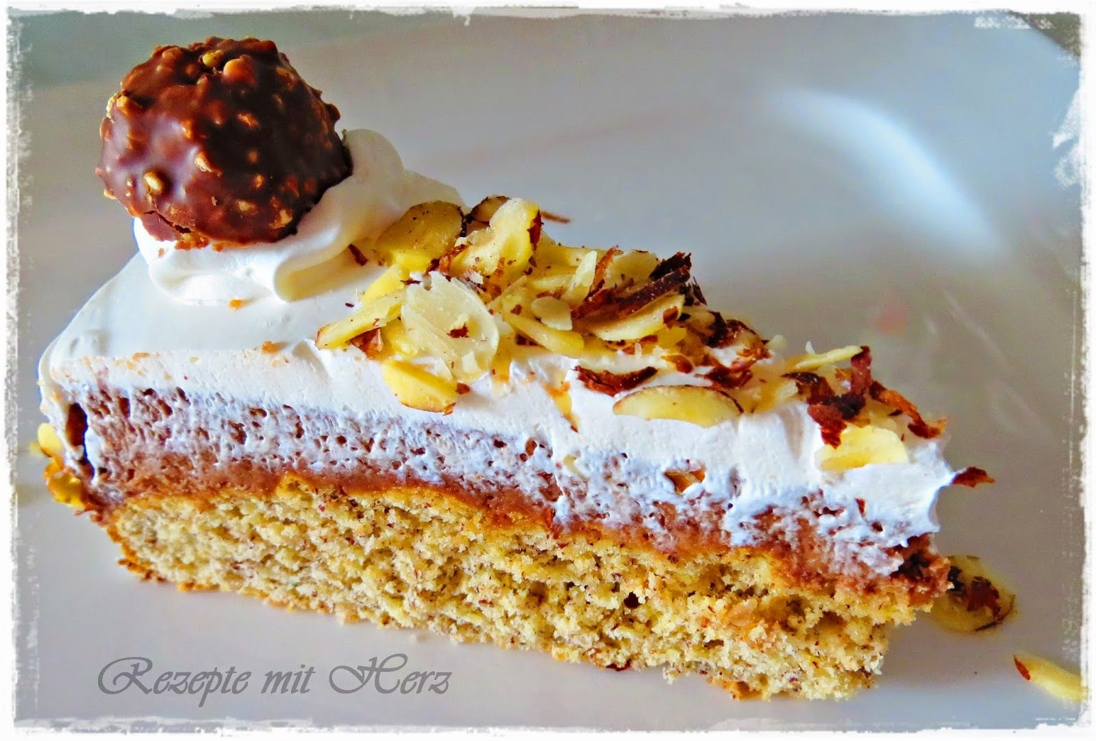 Thermomix Rezepte Mit Herz Rocher Torte German Recipe