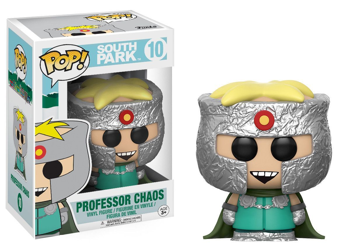 Butters #01 FUNKO POP Figura in vinile TV NUOVO CON SCATOLA South Park