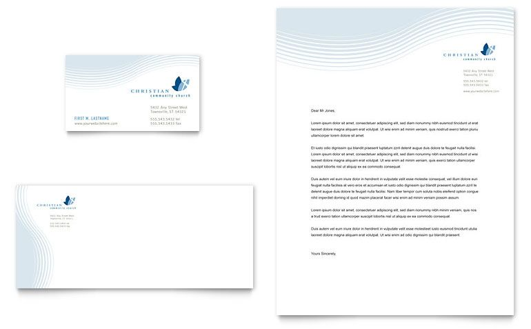 letterhead template - Google Search Letterheads Pinterest - free letterhead templates for word